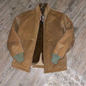 Men's Vintage Corduroy Zipper Jacket